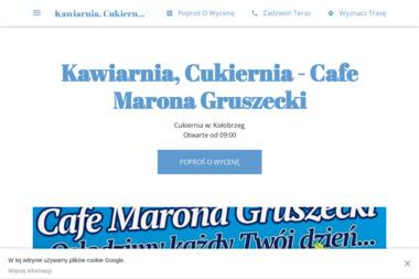 Cafe Marona - Cukiernia Kołobrzeg