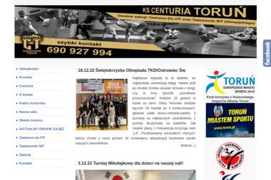 Klub Sportowy CENTURIA - Sporty walki, treningi Toruń