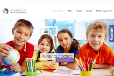 Marshall Centrum Języków Obcych - Nauczyciele angielskiego Tomaszów Mazowiecki