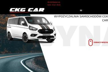 CKG CAR - Wypożyczalnia samochodów Jordanów Śląski