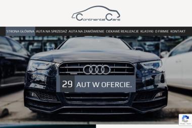 CONTINENTAL CARS - Firmy motoryzacyjne Gietrzwałd