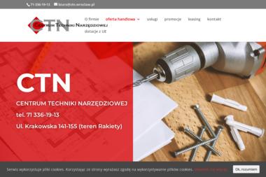 CENTRUM TECHNIKI NARZĘDZIOWEJ Sp. z o.o. sp. k. - Narzędzia Wrocław