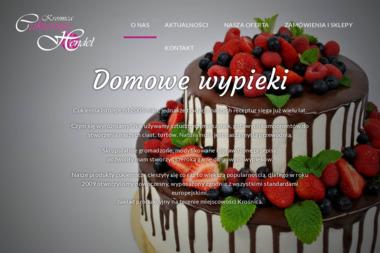 CUKIERNIA HENDEL - Cukiernia Krośnica