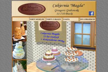 Cukiernia MAGDA - Gastronomia Piecki