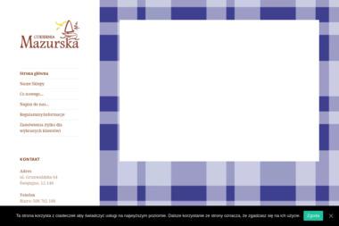 Cukiernia Mazurska s.c. - Gastronomia Świętajno