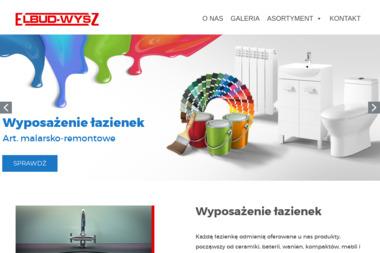 ELBUD-WYSZ - Wyposażenie łazienki Włocławek