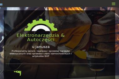 ELEKTRONARZĘDZIA & AUTOCZĘŚCI U JANUSZA - Naprawa Urządzeń Elektrycznych Gliwice