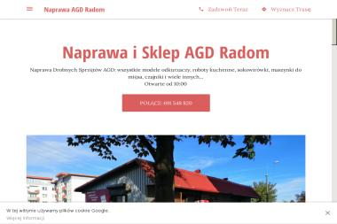 Naprawa i Sklep AGD Radom - Naprawa Odkurzaczy Radom