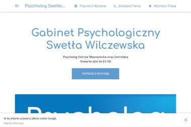 Gabinet Psychologiczny Swetła Wilczewska - Psycholog Ostrów Mazowiecka