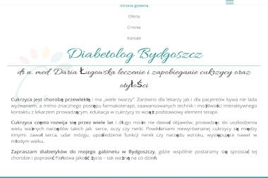 Gabinet Diabetologiczny dr n. med. Daria Ługowska - Diabetolog Bydgoszcz