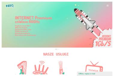 INDEO - Internet Wrocław