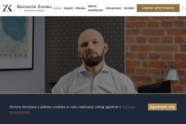 KANCELARIA ADWOKACKA KRZYSZTOF ZAGÓRA - Adwokat Cieszyn