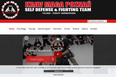 Krav Maga Poznań - Sporty walki, treningi Poznań