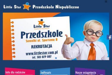Little Star Niepubliczne przedszkole - Przedszkole Suwałki