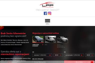 Wypożyczalnia samochodów LPP - Wypożyczalnia samochodów Gorzów Wielkopolski