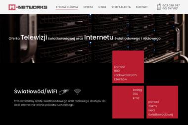 M-Networks - Internet, Hosting, Domeny Tuchola
