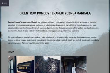 Centrum Pomocy Terapeutycznej Mandala - Terapia uzależnień Szczawno-Zdrój