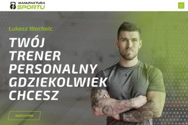 Manufaktura Sportu - Trener personalny Starogard Gdański