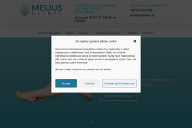 MeliusClinic - Osteopata Toruń