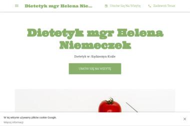 Mobilny Dietetyk Helena Niemeczek - Dietetyk Kędzierzyn-Koźle