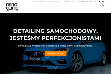 Nano Clinic - Przyciemnianie Szyb w Samochodzie Olsztyn