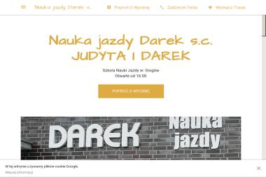 Nauka jazdy JUDYTA I DAREK - Szkoła Nauki Jazdy Głogów