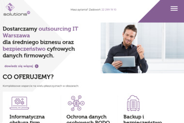 NGsolutions Sp.z o.o. - Outsourcing IT Warszawa