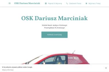 OSK Dariusz Marciniak - Szkoła Jazdy Krotoszyn