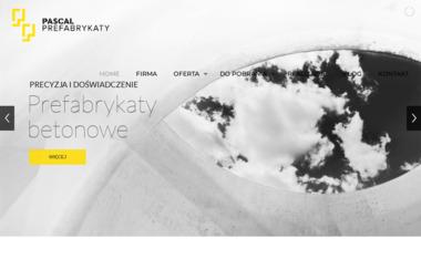 Pascal Prefabrykaty Sp. z o.o. - Prefabrykaty Betonowe Międzychód