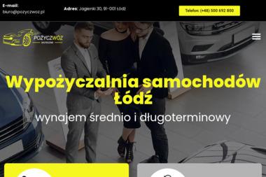 Pożycz Wóz - Wypożyczalnia Samochodów Łódź