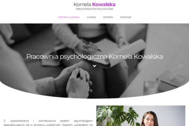 Kornela Kowalska Pracownia Psychologiczna - Terapia uzależnień Jelenia Góra