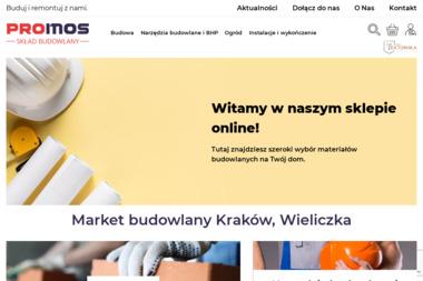 Promos Skład Budowlany - Materiały wykończeniowe Kokotów