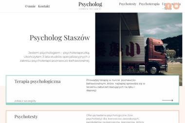 Pracownia Psychologiczna Izabela Szczypior - Psycholog Staszów