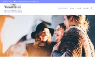 Gabinet Psychoterapeutyczny mgr Iwona Rękiewicz - Leczenie Alkoholizmu Pabianice
