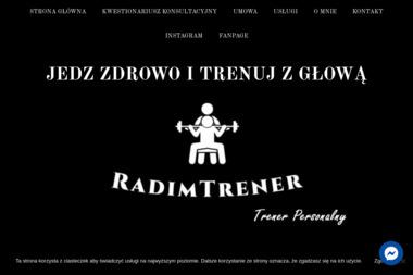 Radim Trener - Trener personalny Iława