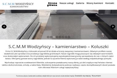 S.c.M.m.Wodzynscy - Nagrobek Podwójny Koluszki
