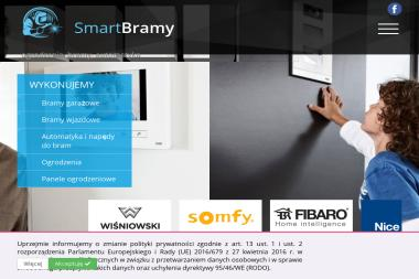 Smart Bramy - Bramy Garażowe Dwuskrzydłowe Szczecin