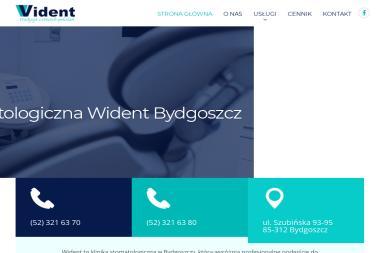 KLINIKA STOMATOLOGICZNA WIDENT - Protetyk Bydgoszcz