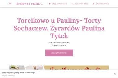Torcikowo u Pauliny - Usługi Kulinarne Jeżówka