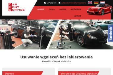 Car Dent Service - Przyciemnianie Szyb Miastko