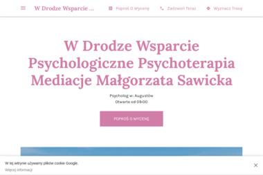 Wsparcie Psychologiczne Małgorzata Sawicka - Psycholog Augustów