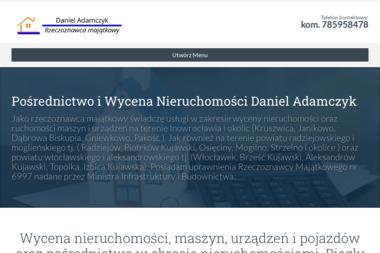 Glob Nieruchomości Daniel Adamczyk - Wycena nieruchomości Inowrocław
