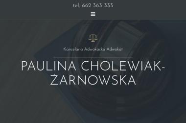 Kancelaria Adwokacka Adwokat Paulina Cholewiak-Żarnowska - Prawo Rzeszów