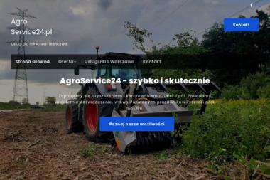 Agro-Service - Projektowanie ogrodów Oleszyce