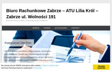 Biuro Rachunkowe ATU - Doradztwo, pośrednictwo Zabrze