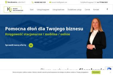 Biuro Rachunkowe Katarzyna Błaszkowska - Kredyt dla firm Sierakowice