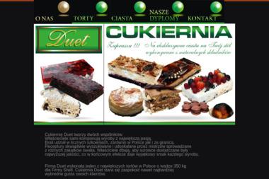 Cukiernia DUET - Gastronomia Milanówek