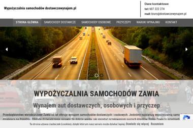 Przedsiębiorstwo Wielobranżowe ZAWIA - Wypożyczalnia samochodów Bogucice Drugie