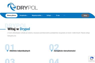 Drypol - Osuszanie, odgrzybianie Gdynia