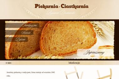 Piekarnia - Ciastkarnia Ryszard Dzikowski - Bran偶a Gastronomiczna S艂upsk